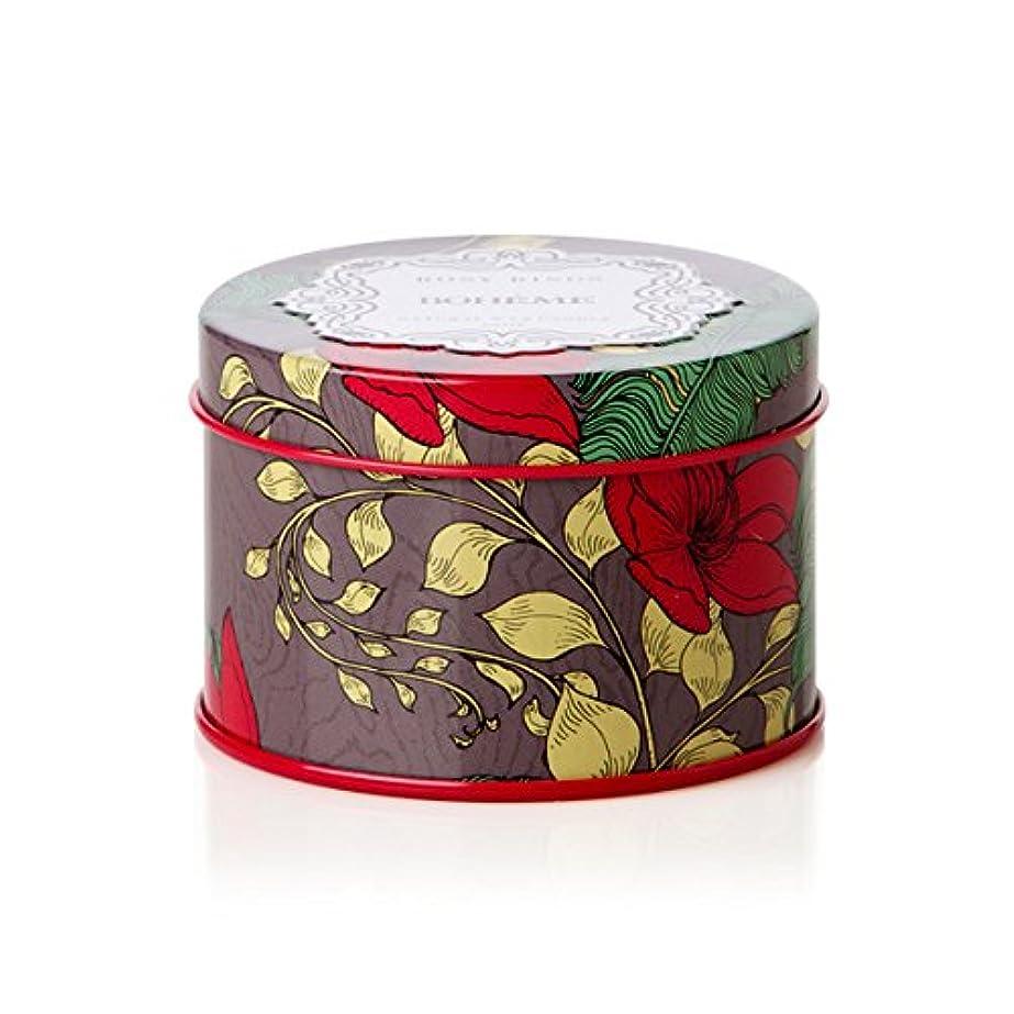 おとこ小人ケープロージーリングス プティティンキャンドル ボエム ROSY RINGS Petite Tin Bohème