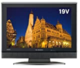 DX BROADTEC 19V型地上デジタルハイビジョン液晶テレビLVW-192(K) ブラック