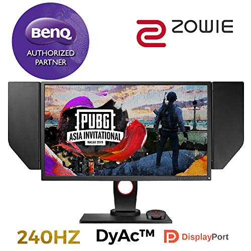 RoomClip商品情報 - BenQ ゲーミングモニター ディスプレイ ZOWIE XL2546 24.5インチ/フルHD/DisplayPort,HDMI,DVI-DL搭載/240Hz/1ms/Dyac技術搭載/FPS向き
