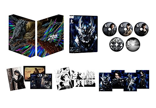 絶狼<ZERO>-DRAGON BLOOD- Blu-ray BOX[Blu-ray/ブルーレイ]
