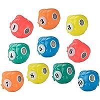 Bling Buddiezフローティング水のおもちゃバスタブとプール – 10、プールBath Toys for Toddlers & Kids With再利用可能なキャリーケース – 学校のBuddiez