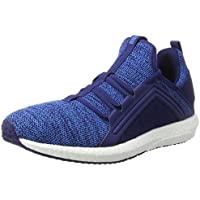 PUMA Men's Mega Nrgy Knit, Blue Depths-Lapis Blue, Running shoes