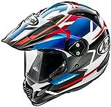 アライ (ARAI) バイクヘルメット オフロード ツアークロス3 デパーチャー (DEPARTURE) グレー 55-56cm TX3-DEPARTURE-GY_55