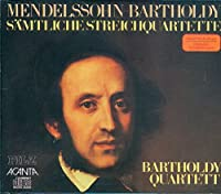 Mendelssohn;String Quartet