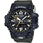 [カシオ]CASIO 腕時計 G-SHOCK マッドマスター 世界6局対応電波ソーラー GWG-10...