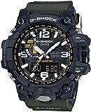 [カシオ]CASIO 腕時計 G-SHOCK マッドマスター 世界6局対応電波ソーラー GWG-1000-1A3JF メンズ