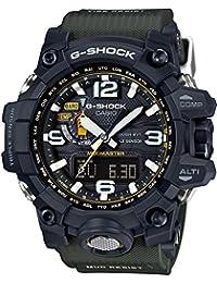 [カシオ]CASIO 腕時計 G-SHOCK ジーショック マッドマスター 電波ソーラー GWG-1000-1A3JF メンズ