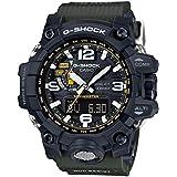 [カシオ]CASIO 腕時計 G-SHOCK ジーショック MUDMASTER 電波ソーラー GWG-1000-1A3JF メンズ