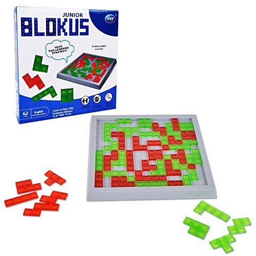 Wishtime ブロックス 脳トレ ボードゲーム 2人遊び 小学生 知育玩具 おもちゃ