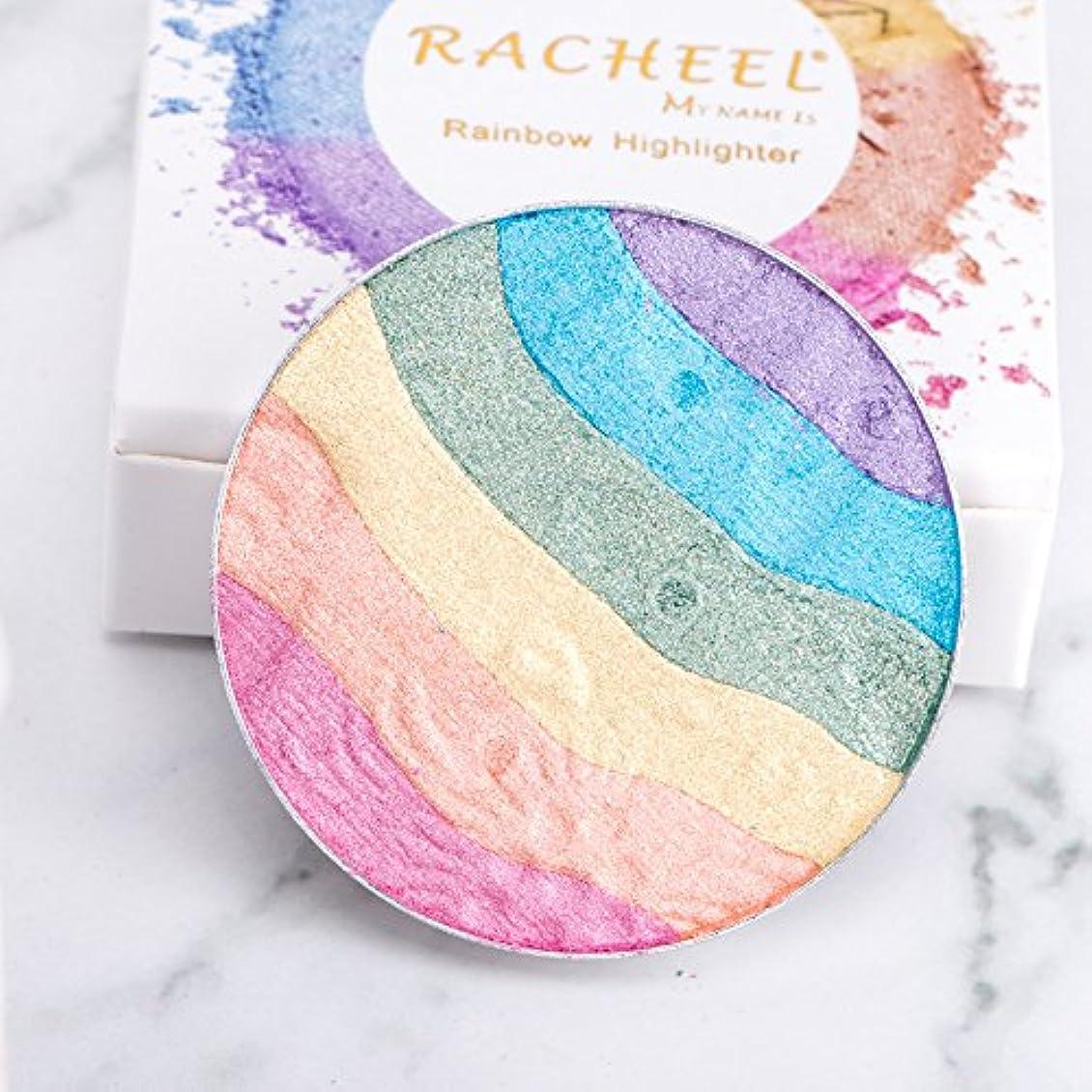 かもめデータベース大いにAkane アイシャドウパレット MY NAME IS RACHEEL 人気 プロ 可愛い 虹 おしゃれ 魅力的 綺麗 防水 長持ち ハイライト チャーム 持ち便利 Eye Shadow 01#