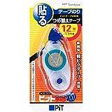 トンボ鉛筆 テープのり ピットテープMS12用つめ替え PR-MS12