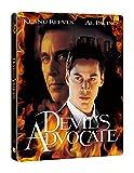 ディアボロス/悪魔の扉 ブルーレイ版 スチールブック仕様 (数量限定生産) DEVIL'S ADVOCATE [Blu-ray]