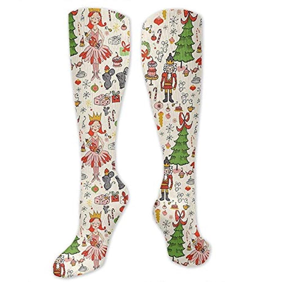 カール摂氏度ガウン靴下,ストッキング,野生のジョーカー,実際,秋の本質,冬必須,サマーウェア&RBXAA Women's Winter Cotton Long Tube Socks Knee High Graduated Compression...