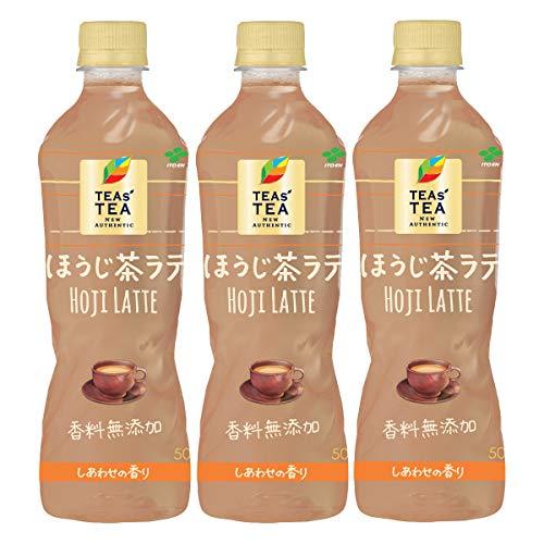 TEAsTEA ほうじ茶ラテ しあわせの香り 500ml