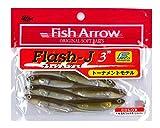 Fish Arrow(フィッシュアロー) ワーム フラッシュ-J Feco 3インチ #FE01 有頂天ワカサギ/S.