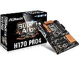 ASRock Intel H170チップセット搭載 ATXマザーボード H170 Pro4