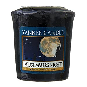 ヤンキーキャンドル サンプラー お試しサイズ ミッドサマーナイト 燃焼時間約15時間 YANKEECANDLE アメリカ製