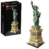 Lego 21042 Architecture Statue of Liberty Building Set (1685 Pieces)
