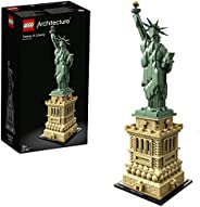 Lego 21042 Architecture Statue of Liberty Building Set (1685 Pieces)