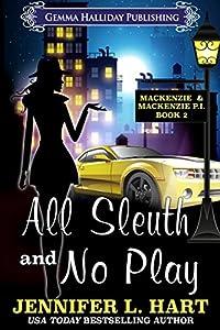 Mackenzie & Mackenzie PI Mysteries 2巻 表紙画像