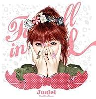 Juniel 3rd Mini Album - Fall In L (韓国盤)