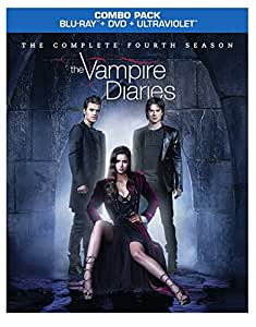 Vampire Diaries: Complete Fourth Season [Blu-ray] [Import]