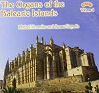 Organs of the Balearic Islands Vol. 1