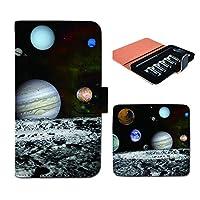 (ティアラ) Tiara プルームテック ケース ploom tech 専用 手帳型 カバー PHOTO 宇宙 地球 月 星 銀河系 DP181030000005 ポスター 本体 充電器 たばこ カプセル 全部 収納 禁煙