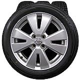 16インチ 4本セット スタッドレスタイヤ&ホイール DUNLOP (ダンロップ) DSX-2 175/60R16 TOYOTA (トヨタ) RACTIS (ラクティス) 純正