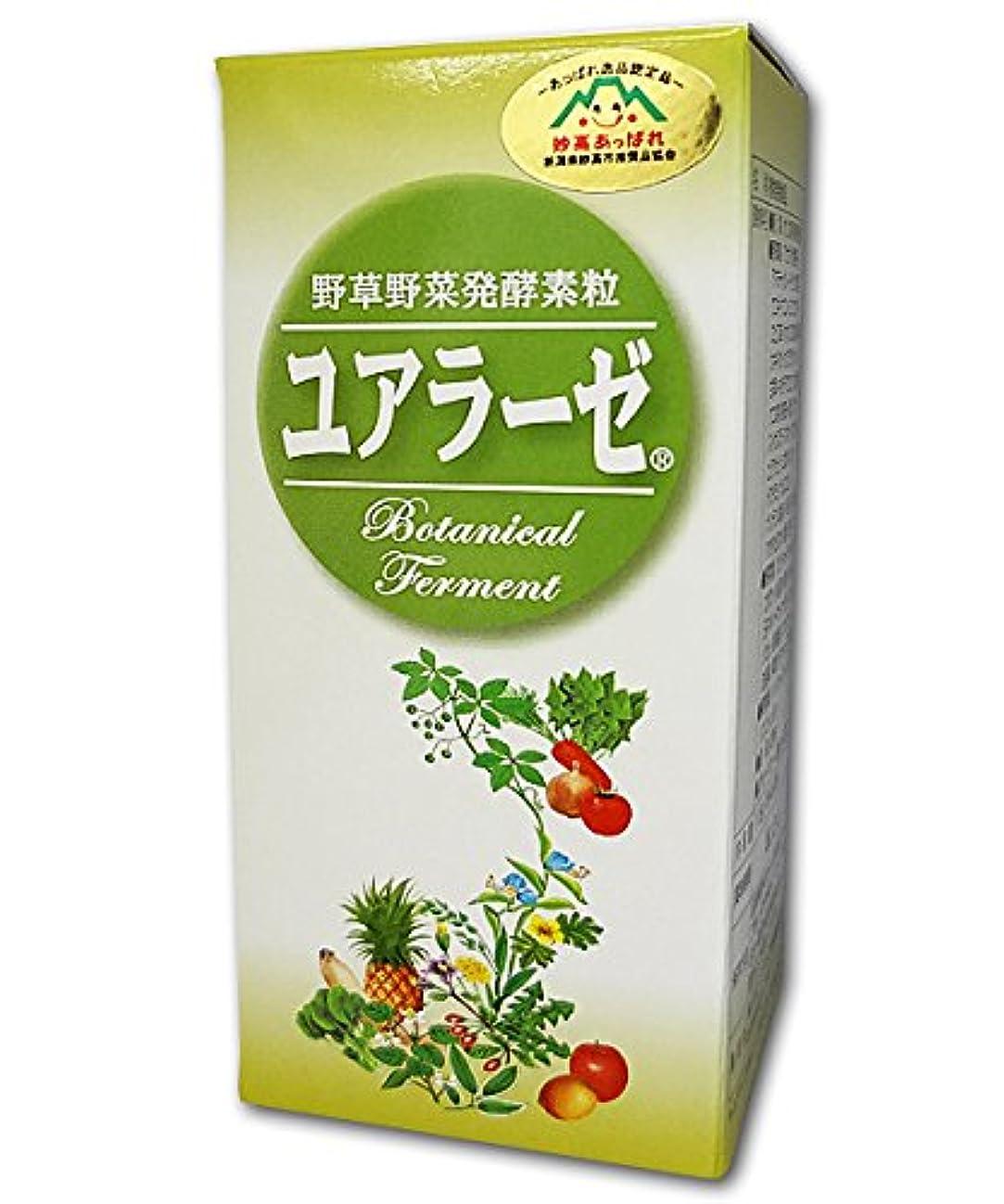 どうやら回想モデレータミヤトウ野草野草醗酵素粒 ユアラーゼ 450粒