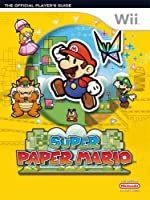 """""""Super Paper Mario"""" Official Players Guide"""