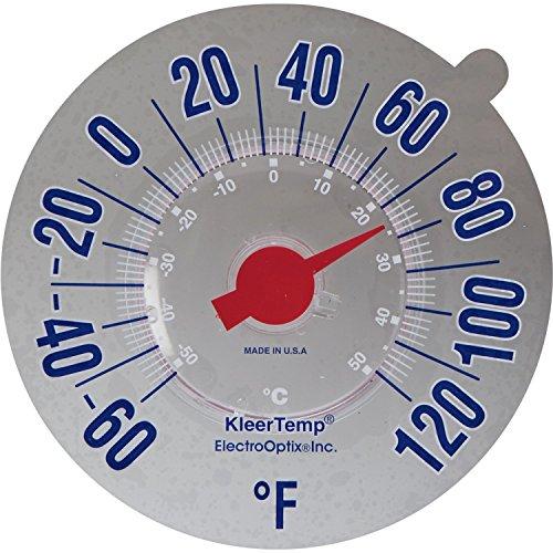 Electro-Optix KT-7 KleerTemp Thermometer 窓ガラス温度計 [並行輸入品]