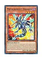 遊戯王 英語版 SDRR-EN011 Metalrokket Dragon メタルヴァレット・ドラゴン (ノーマル) 1st Edition