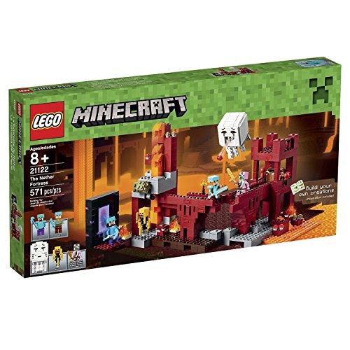 マインクラフト 21122 The Nether Fortress