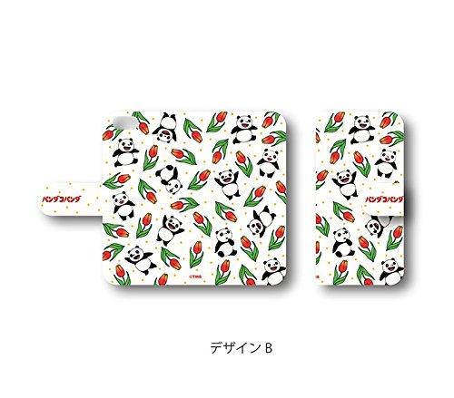 パンダコパンダ 手帳型スマホケース (iPhoneX) B...