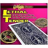 [ロイヤル マジック]Royal Magic Lethal Tender Coin / Card / Wallet Trick From Simple to Do, Very Visual, and a Real [並行輸入品]