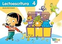 Proyecto Tictac, lectoescritura, Educación Infantil. Cuaderno 4 (pauta Montessori)