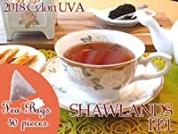 【本格】紅茶 ティーバッグ 40個 ウバ シャウランズ茶園 FF1/2018
