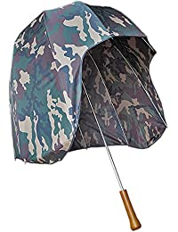 STARDUST 鳥かご型 迷彩 傘 雨具 雨傘 かさ カサ SD-BIRDUMBR