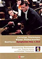 Discovering Beethoven: Symphonies Nos 1 2 & 3 [DVD] [Import]