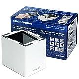 ビジコム 3年保証 卓上QRコードリーダー USB 日本語取説/国内サポート eチケット・スマホ決済・会員証など BC-NL3000U (白)