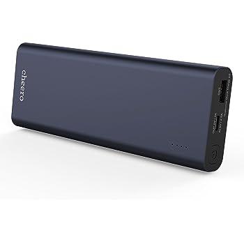cheero Power Elite 20100mAh 大容量 モバイルバッテリー QuickCharge3.0対応 USB C入出力口 iPhone&Android対応 2ポート 急速充電 アルミボディー CHE-088