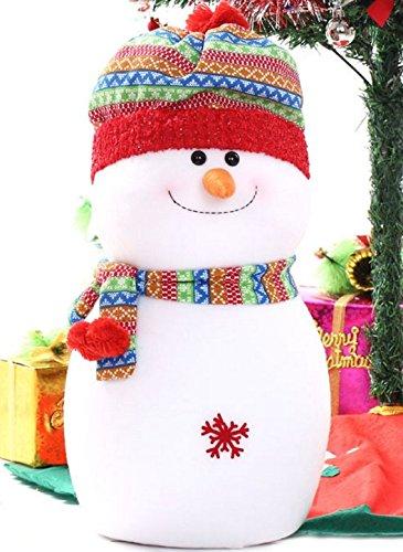 HORIZON クリスマス 雪だるま 家族 カワイイ クリスマス飾り プレゼント 【Sサイズ】
