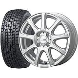 スタッドレスタイヤ・ホイール 1本セット 14インチ FALKEN(ファルケン) ESPIA EPZF 165/70R14 81Q + MB5