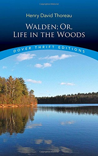 Walden; Or, Life in the Woods (Dover Thrift Editions)の詳細を見る
