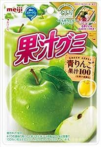 明治 果汁グミ青りんご 47g×10袋