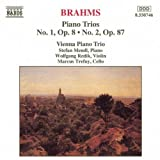 BRAHMS Piano Trios Nos. 1 and 2 (2006-08-01) 画像