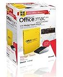 【旧商品】Microsoft Office for Mac Home and Student 2011 ファミリーパック with Wedge Touch Mouse