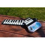 [ロックンロールイット]ROCK N ROLL IT! Rock And Roll It Piano Flexible, Completely Portable, 49 standard Keys, battery [並行輸入品]