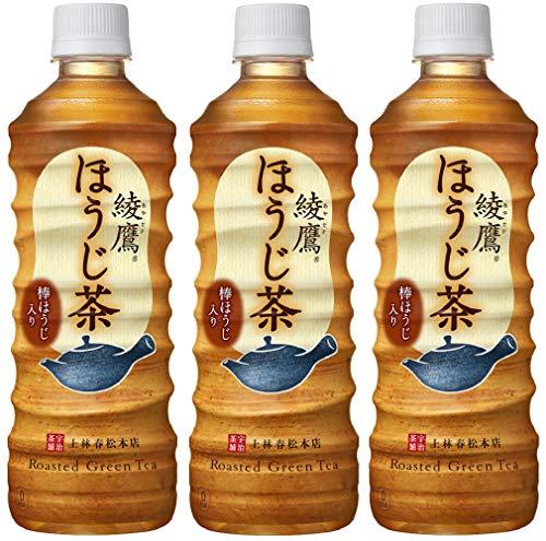 コカ・コーラ 綾鷹 ほうじ茶 525ml 1セット(48本)